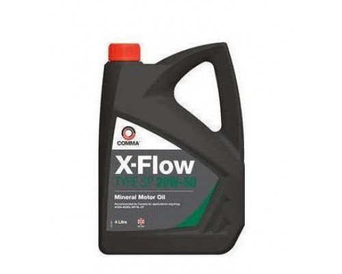 Comma Oil X-Flow Type SP 20W-50 4lt