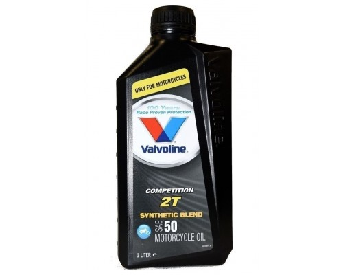 Valvoline Competition Oil 2T 1lt