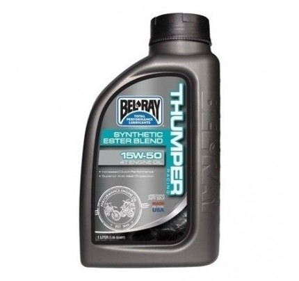 Bel-Ray Thumper Racing Synthetic Ester Blend 4T 15W-50 1L