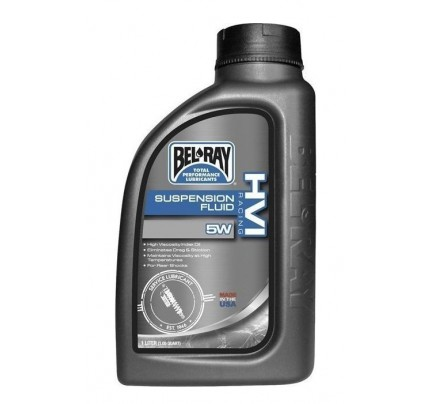 Bel-Ray HVI Racing Suspension Fluid 5W 1lt