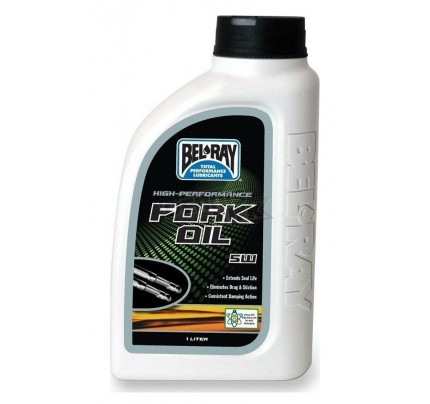 Bel-Ray High Performance Fork Oil 5W 1lt