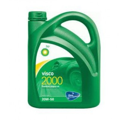 BP Visco 2000 20W-50 4L