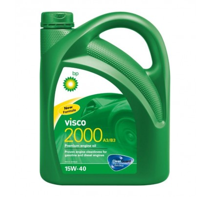 BP Visco 2000 A3/B3 15W-40 4L