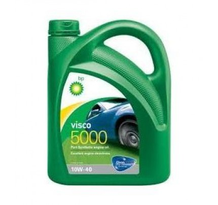 BP Visco 5000 10W-40 4L