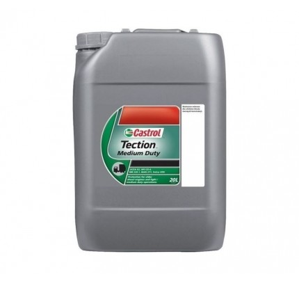 Castrol Tection Medium Duty 20W-50 20L