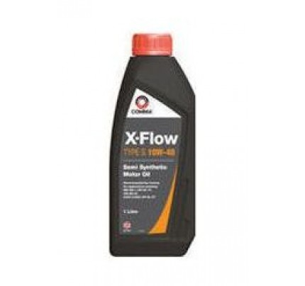 Comma Oil X-Flow Type S 10W-40 1lt
