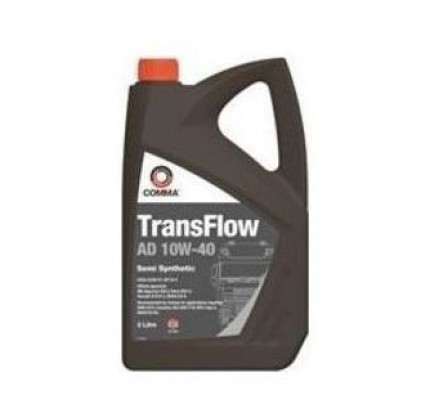 Comma Oil TransFlow AD 10W-40 5lt