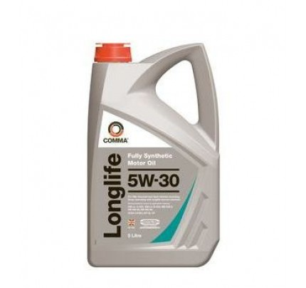 Comma Oil Longlife 5W-30 5lt