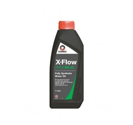Comma Oil X-Flow Type G 5W-40 1lt
