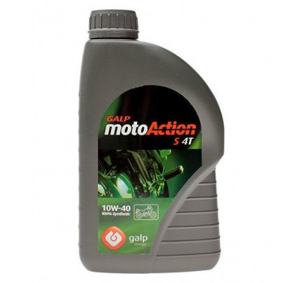 Galp MotoAction S 4T 10W-40 1lt