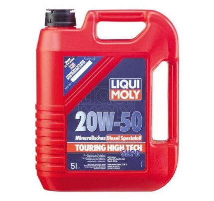 Liqui Moly Touring High Tech SHPD 20W-50 5L