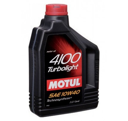 Motul 4100 Turbolight 10W40 2L