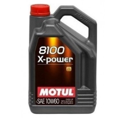 Motul 8100 X-Power 10W-60 4L