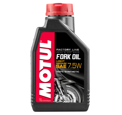 Motul Fork Oil Factory Line Light/Medium 7.5W 1lt